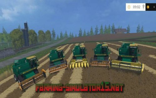 "��� ""���-1500�"" ��� Farming Simulator 2015"