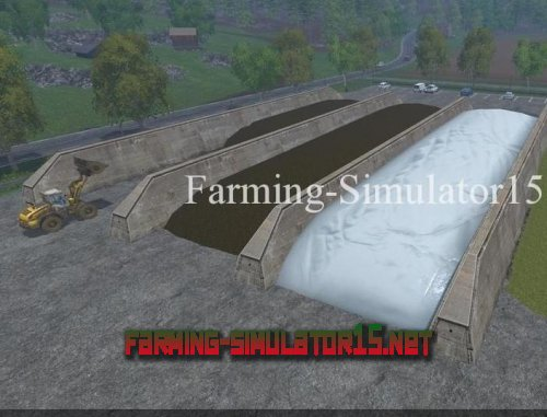 ��� ������ ����� � Farming Simulator 2015