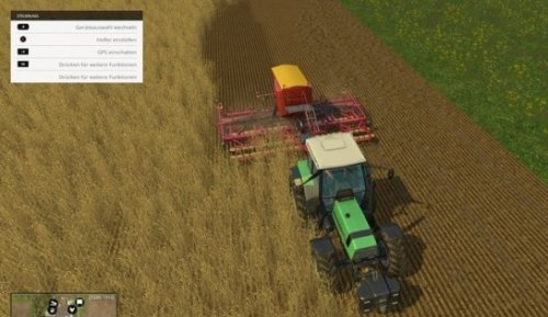 "Мод ""Green manure"" для Farming Simulator 2015"