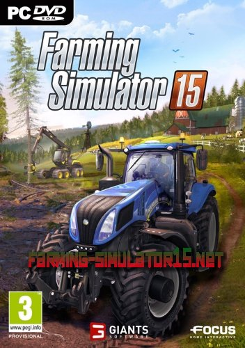 Скачать farming simulator 2015
