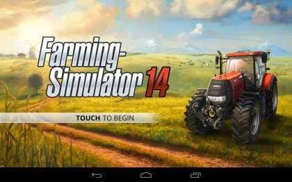 Farming Simulator 2014 ���� ��� Android