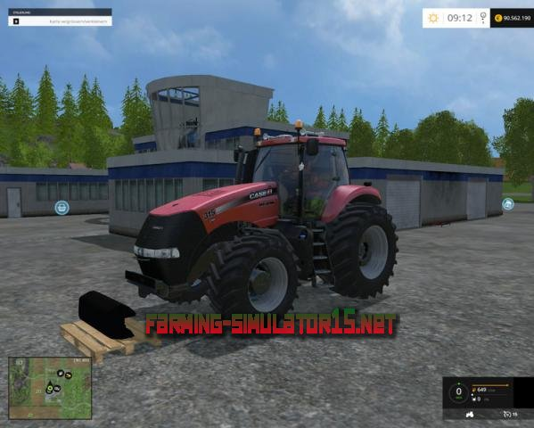 ��� Case IH Magnum CVX Pack V 1.2 ��� Farming Simulator 2015