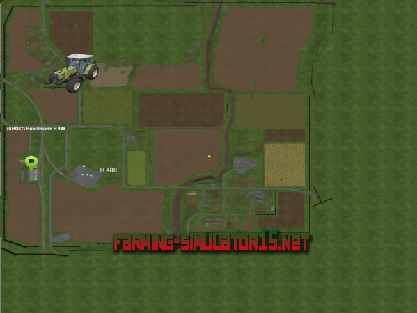 Мод Novotroitsky v1.2 для Farming Simulator 2015
