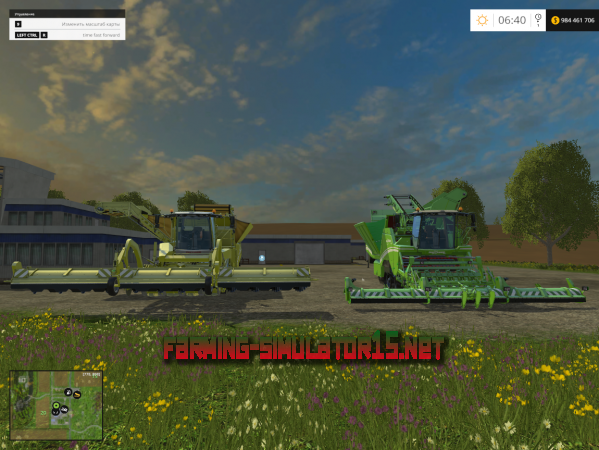��� Grimme PACK V 1.1GY ��� Farming Simulator 2015