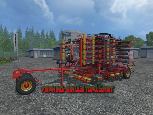 ��� Vaederstad Rapid A600 S All Fruits V 1.0 - ������ ��� Farming Simulator 2015