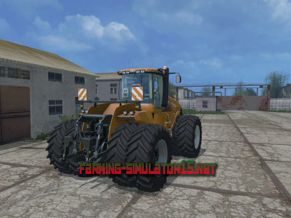 Мод CASEIH STEIGER 620 V 1.1 - Трактор для Farming Simulator 2015