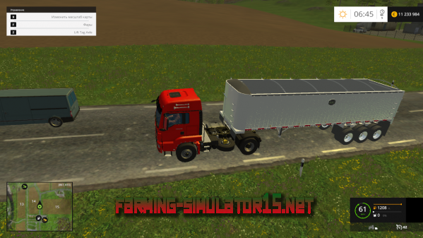 ��� MAC Smoothside v1.0 ��� Farming Simulator 2015