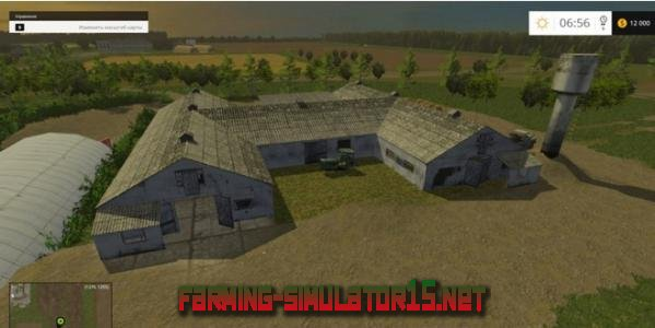 ��� ��������� v 2.0 ��� Farming Simulator 2015