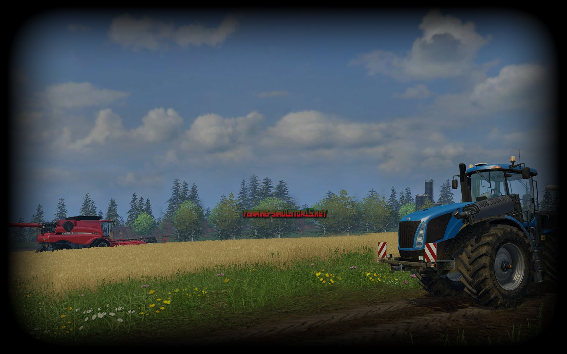 ��� add Fill Types ��� Farming Simulator 2015