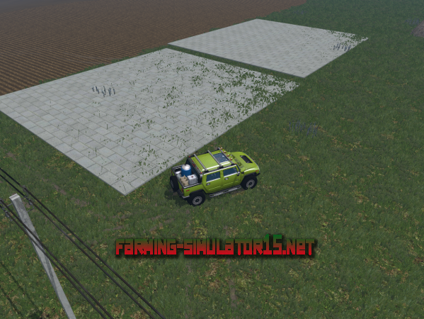 ��� �������� �������� ����� Base Plate V 1.0 ��� Farming Simulator 2016