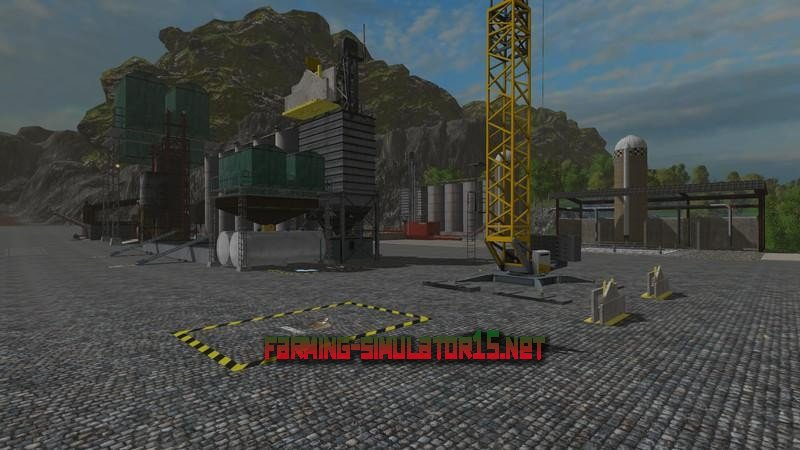 ��� Bjornholm Mining and Construction Economy v 1.1 ��� Farming Simulator 2015