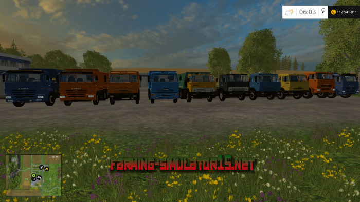 ��� ����� ��� v2.0 ��� Farming Simulator 2015