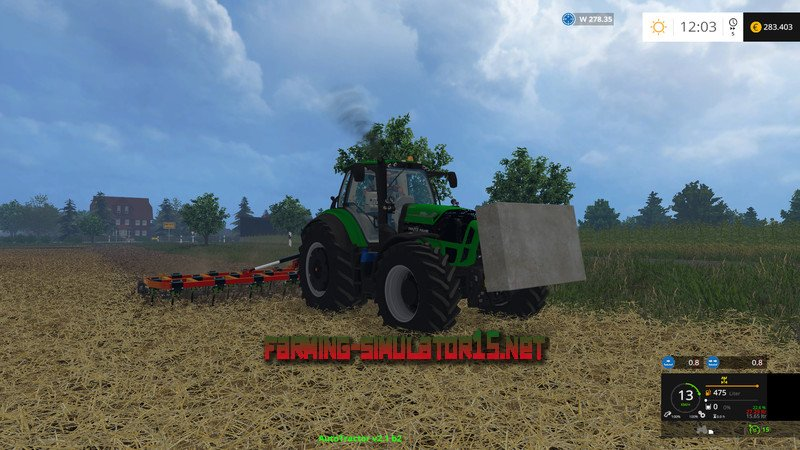 ��� Real Terrain ��� Farming Simulator 2015