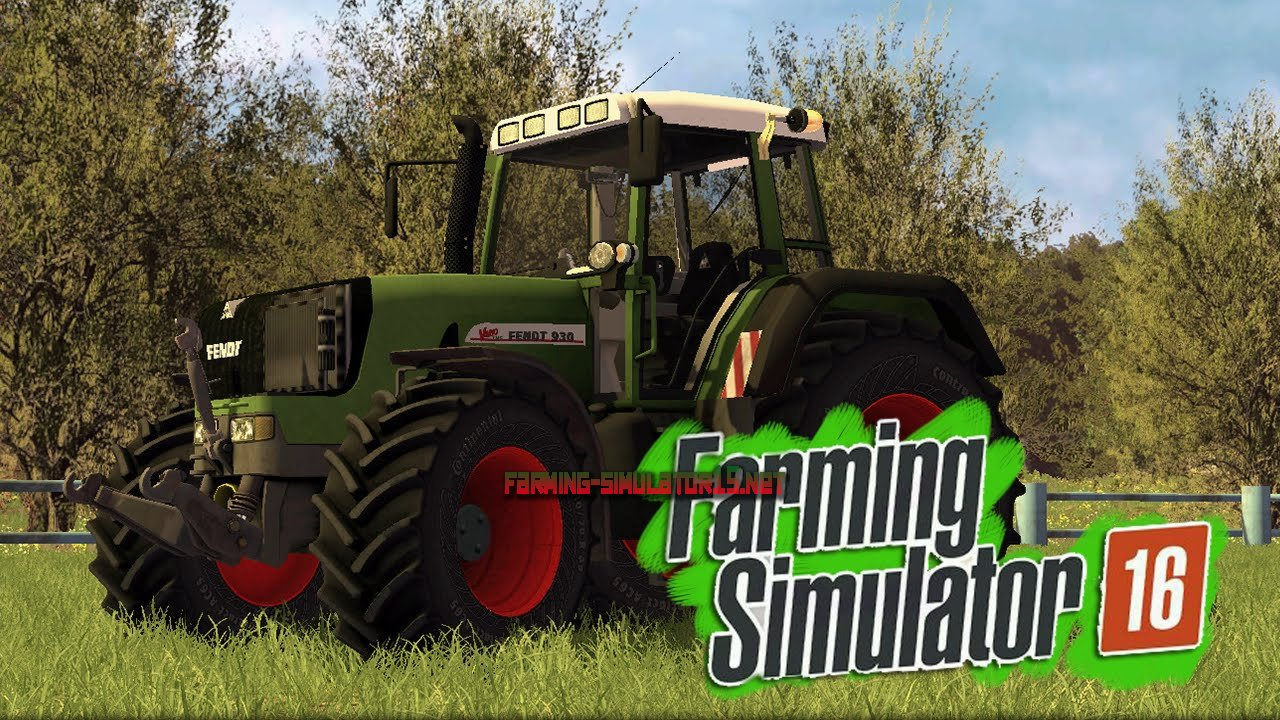 ��� ����������� ����� v 2.0 ��� Farming Simulator 2016