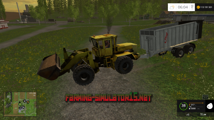 ��� K 702 v 2.0 ��� Farming Simulator 2016
