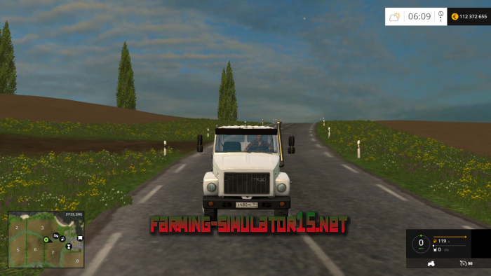 ��� GAZ SAZ 35071 v 3.0 Fix ��� Farming Simulator 2016