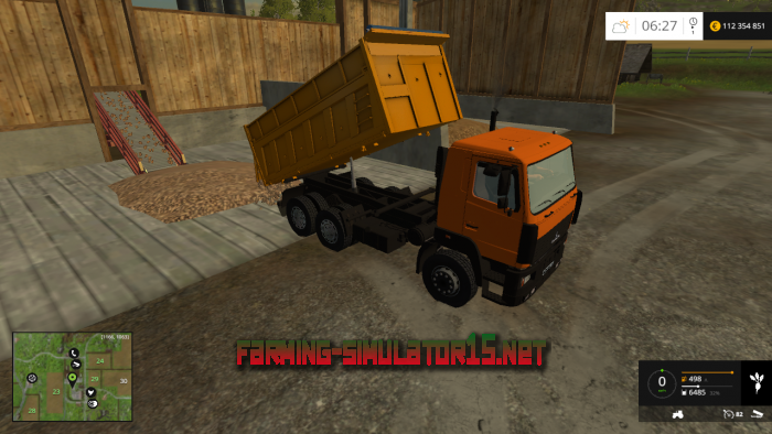 ��� ��� 6501 � ������ V1.0 ��� Farming Simulator 2016