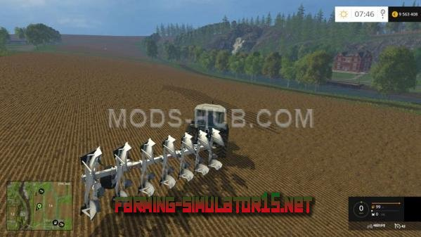 Мод Мод Ermo Epta v 1.0 для Farming Simulator 2015