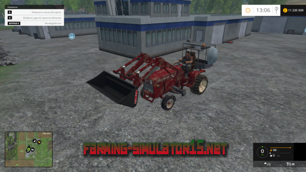 Мод HT13E FL WithoutWSB PACK v1.0 для Farming Simulator 2015