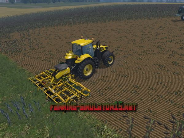 Мод Bednar ProSeed V 2.0 - Сеялка для Farming Simulator 2015