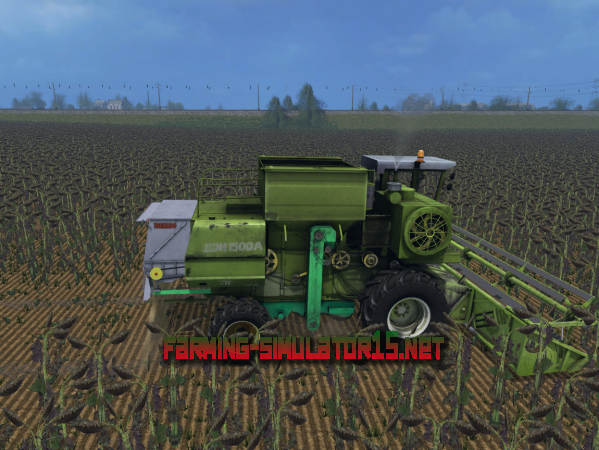 Мод Дон 1500А для Farming Simulator 2015