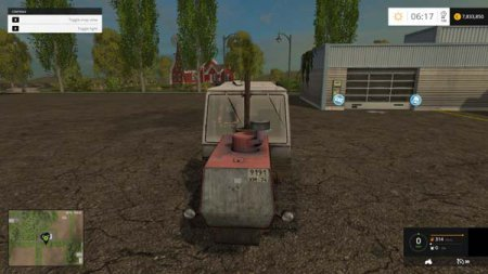 Мод Трактор Т-150 для Farming Simulator 2016