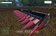 Мод Жатки для Farming Simulator 2016