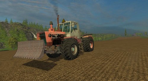 Русские трактора для Farming Simulator 2016