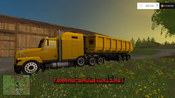 мод GAZ Titan Modpack v 2.0 для Farming Simulator 2016