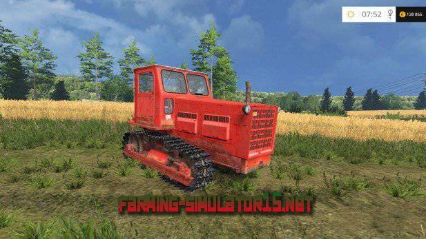 мод Трактор Т-4А Алтаец для Farming Simulator 2016