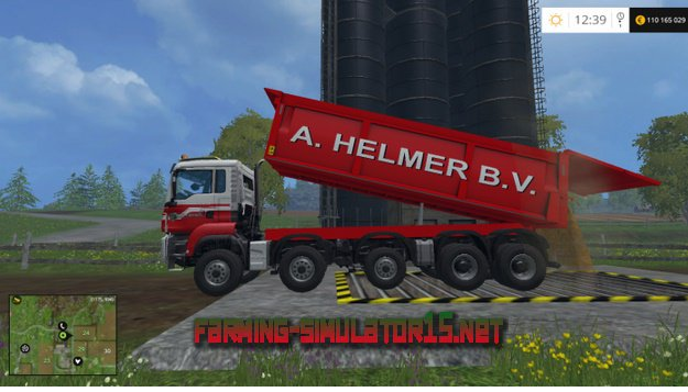 Скачать мод MAN A Helmer B.V. v 1.0 Beta для Farming Simulator 2016